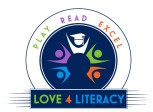 Love 4 Literacy Logo